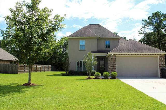 348 Coconut Palm Drive, Madisonville, LA 70447 (MLS #2314233) :: Top Agent Realty