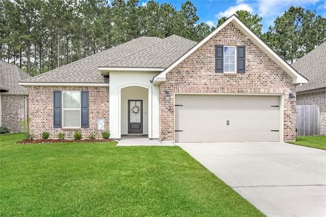 12424 Parma Circle, Covington, LA 70435 (MLS #2314286) :: Nola Northshore Real Estate