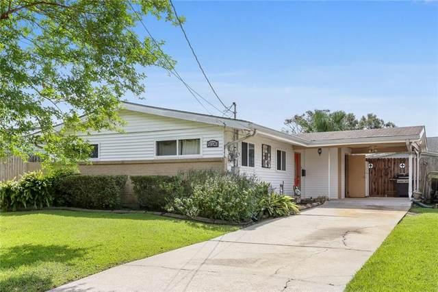6024 Jean Street, Metairie, LA 70003 (MLS #2314489) :: Freret Realty