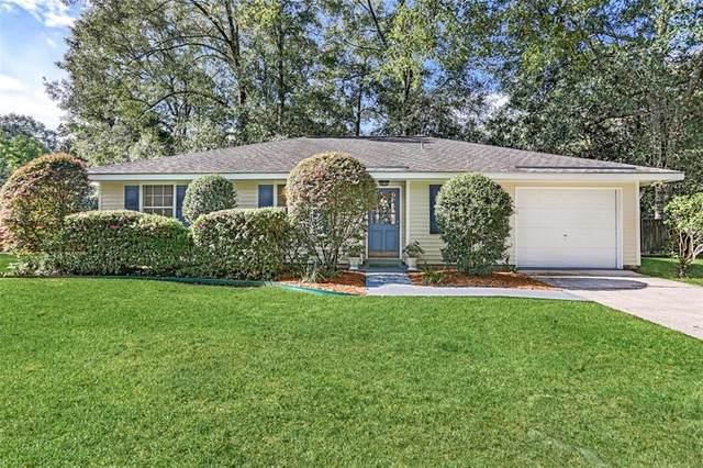 51 Hickory Drive, Covington, LA 70433 (MLS #2314529) :: Freret Realty