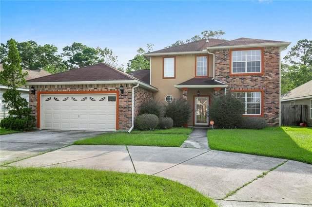 2175 Wellington Lane, Slidell, LA 70461 (MLS #2314802) :: Freret Realty