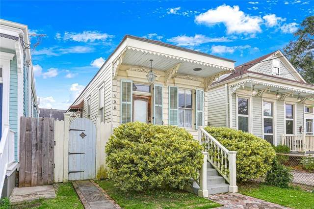 308 S Telemachus Street, New Orleans, LA 70119 (MLS #2314805) :: Freret Realty