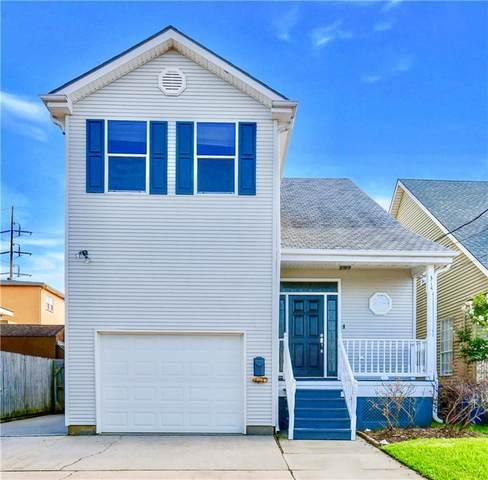 314 Seattle Street, New Orleans, LA 70124 (MLS #2315715) :: Freret Realty