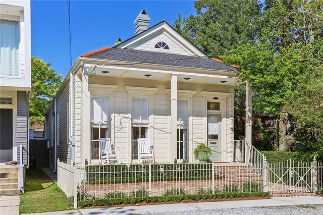 5353 Camp Street, New Orleans, LA 70115 (MLS #2316947) :: United Properties