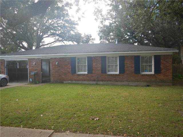 3555 Somerset Drive, New Orleans, LA 70131 (MLS #2318784) :: Freret Realty