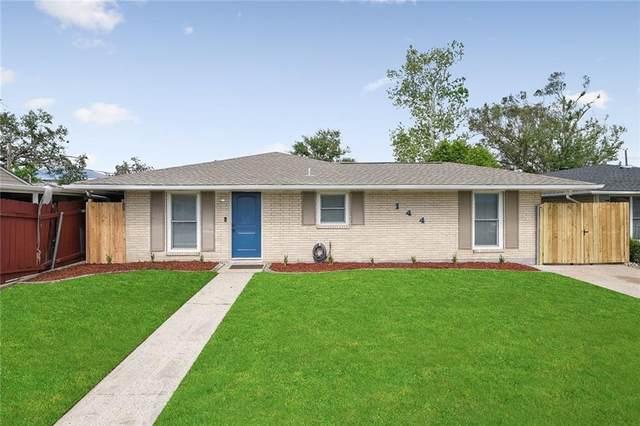 144 Marie Drive, Avondale, LA 70094 (MLS #2318900) :: Keaty Real Estate