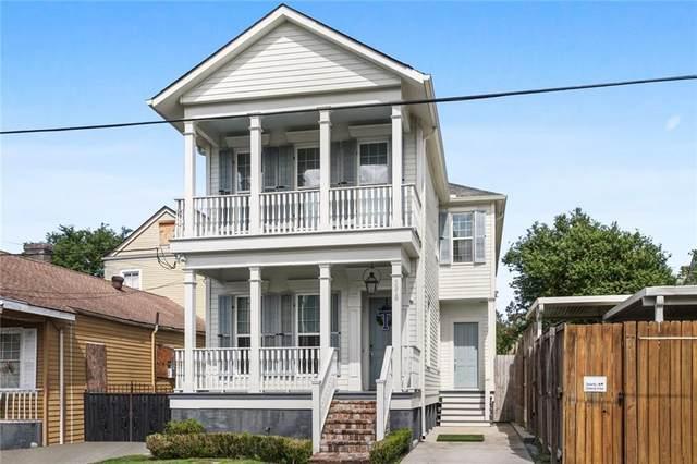 5319 Constance Street, New Orleans, LA 70115 (MLS #2319605) :: United Properties
