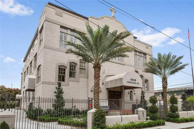 5030 Constance Street #8, New Orleans, LA 70115 (MLS #2319672) :: United Properties