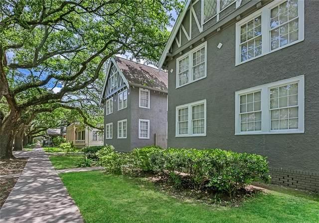 910 S Carrollton Avenue T, New Orleans, LA 70118 (MLS #2320202) :: United Properties