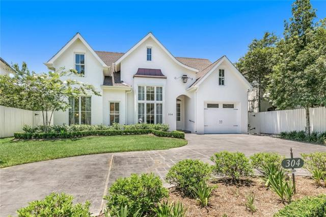 304 Cuddihy Drive, Metairie, LA 70005 (MLS #2203228) :: Watermark Realty LLC