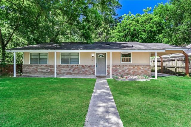 318 Alexander Drive, Hammond, LA 70401 (MLS #2203742) :: Top Agent Realty