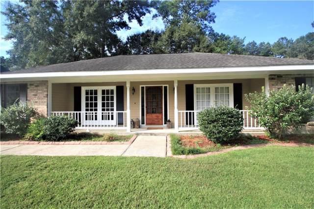 105 Oak Leaf Drive, Slidell, LA 70461 (MLS #2218943) :: Watermark Realty LLC