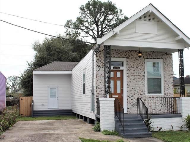 2312 N Prieur Street, New Orleans, LA 70117 (MLS #2234667) :: Turner Real Estate Group