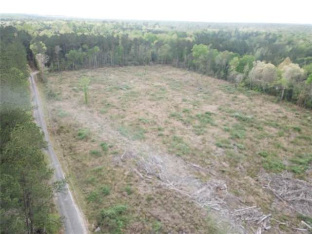 69.3 ACRES Byrd's Chapel Road, Carriere, MS 39426 (MLS #2245613) :: Top Agent Realty