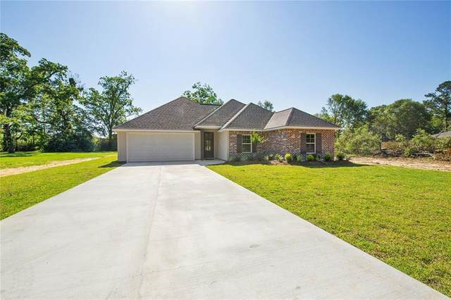 44036 W Pleasant Ridge Road, Hammond, LA 70403 (MLS #2248632) :: Top Agent Realty