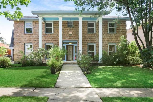 5637 Bellaire Drive, New Orleans, LA 70124 (MLS #2249543) :: Top Agent Realty