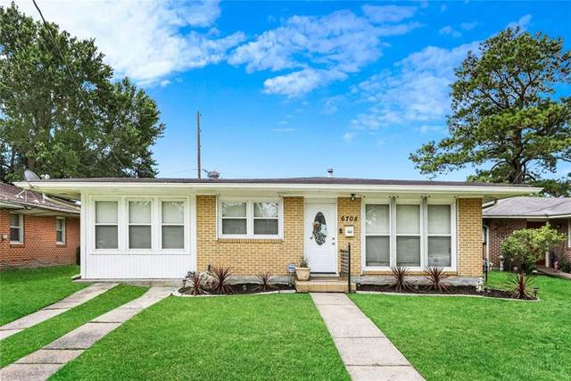 6708 Merle Street, Metairie, LA 70003 (MLS #2253780) :: Watermark Realty LLC