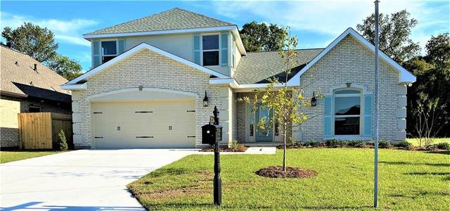 2064 Bonaire Drive, Marrero, LA 70072 (MLS #2253971) :: Reese & Co. Real Estate