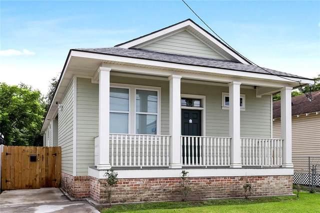 5428 N Rampart Street, New Orleans, LA 70117 (MLS #2257990) :: Crescent City Living LLC