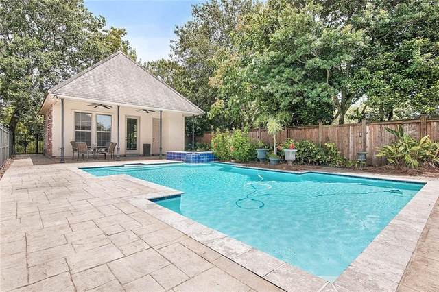19669 Southern Hills Avenue, Baton Rouge, LA 70809 (MLS #2259200) :: The Sibley Group