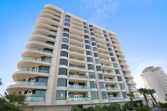600 Port Of New Orleans Place 14C/D, New Orleans, LA 70130 (MLS #2262321) :: Turner Real Estate Group