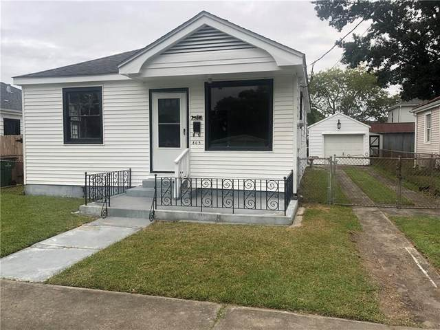 805 Severn Avenue, Metairie, LA 70001 (MLS #2265571) :: Robin Realty