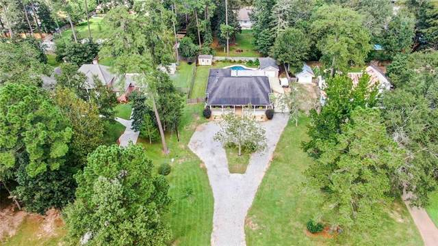 207 Cottonwood Lane, Mandeville, LA 70471 (MLS #2266872) :: Reese & Co. Real Estate