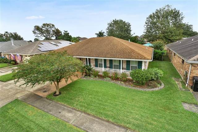 16 Rhine Drive, Kenner, LA 70065 (MLS #2270054) :: Reese & Co. Real Estate