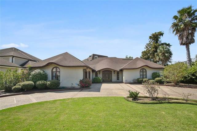 37 Chateau Mouton Drive, Kenner, LA 70065 (MLS #2271334) :: Parkway Realty