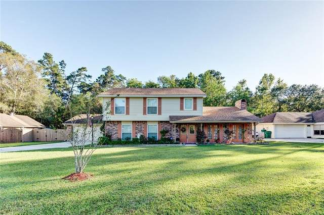 121 Herwig Bluff Road, Slidell, LA 70461 (MLS #2272490) :: Reese & Co. Real Estate