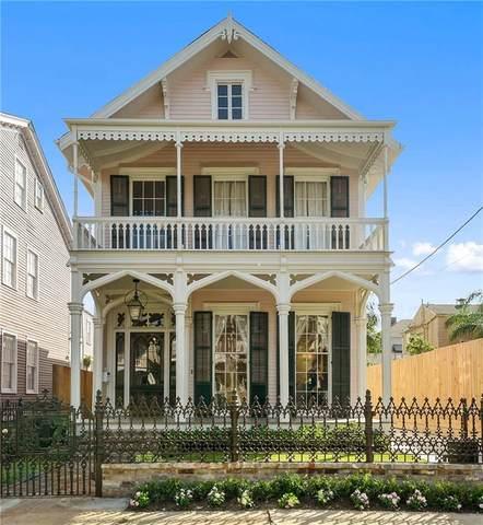 1421 Josephine Street, New Orleans, LA 70130 (MLS #2273074) :: Crescent City Living LLC