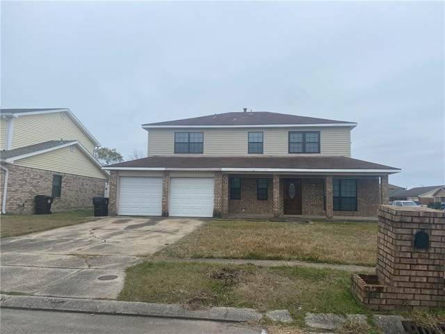 6911 Edgefield Drive, New Orleans, LA 70128 (MLS #2281742) :: Top Agent Realty