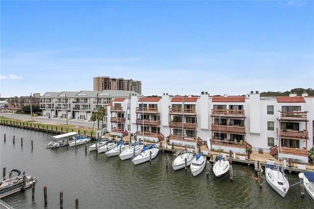 7300 Lakeshore Drive #36, New Orleans, LA 70124 (MLS #2282651) :: United Properties