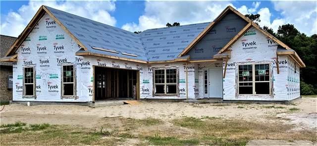 2044 Bonaire Drive, Marrero, LA 70072 (MLS #2288115) :: Turner Real Estate Group
