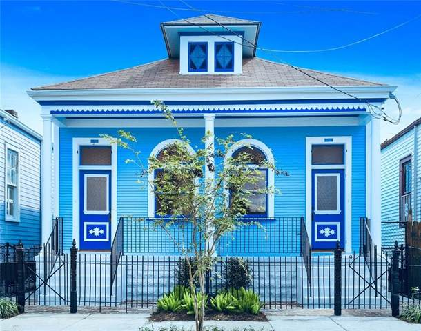 1524-26 N Miro Street, New Orleans, LA 70119 (MLS #2288946) :: The Sibley Group