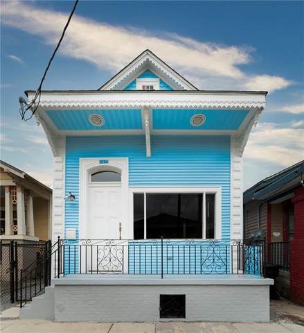 2124 Lapeyrouse Street, New Orleans, LA 70119 (MLS #2288963) :: The Sibley Group