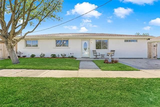 2801 Pecan Drive, Chalmette, LA 70043 (MLS #2292855) :: Amanda Miller Realty