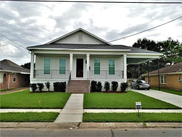5611 Paris Avenue, New Orleans, LA 70122 (MLS #2295115) :: Parkway Realty