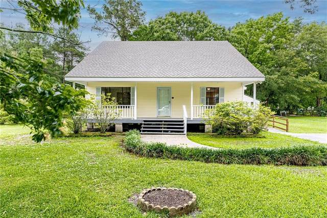 1703 Renell Drive, Slidell, LA 70460 (MLS #2300924) :: Freret Realty