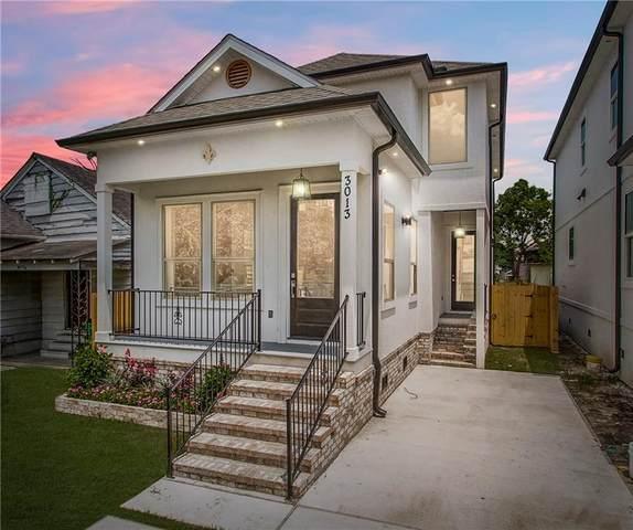 3013 Berwick Street, Jefferson, LA 70121 (MLS #2305867) :: Amanda Miller Realty