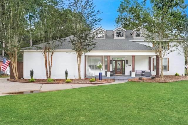 3040 Walden Place, Mandeville, LA 70448 (MLS #2307778) :: Freret Realty