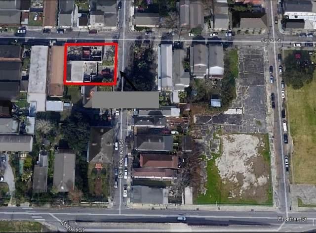 634 Bartholomew Street, New Orleans, LA 70117 (MLS #2308151) :: Satsuma Realtors
