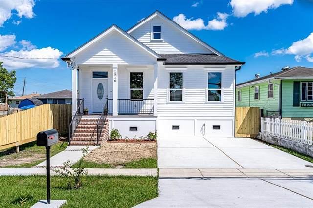 1516 31ST Street, Kenner, LA 70065 (MLS #2312665) :: Freret Realty