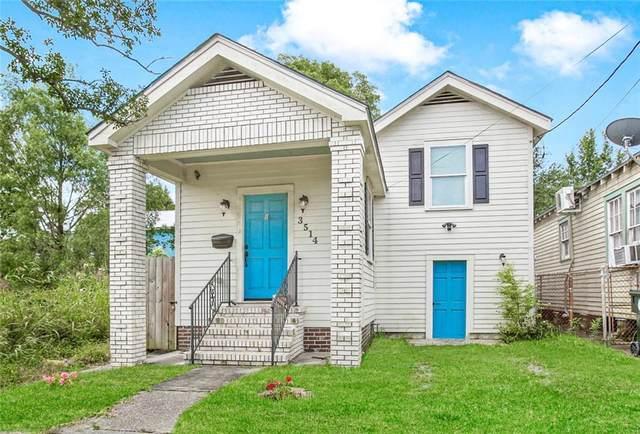 3514 S Miro. Street, New Orleans, LA 70125 (MLS #2314638) :: Satsuma Realtors