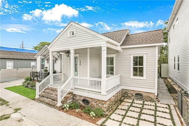 520 Robert Street, New Orleans, LA 70115 (MLS #2315406) :: Freret Realty