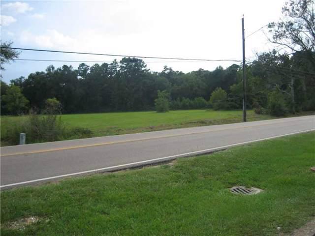 Hwy 442 Highway, Tickfaw, LA 70466 (MLS #965160) :: Turner Real Estate Group