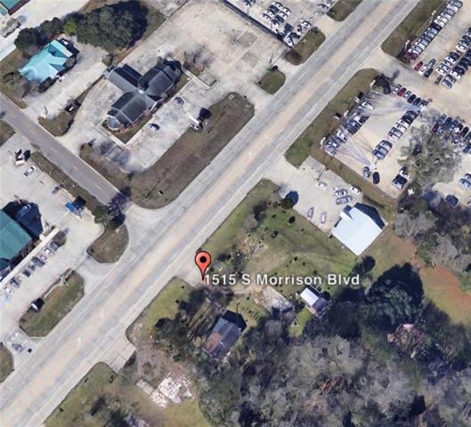 1515 S Morrison Boulevard, Hammond, LA 70403 (MLS #2115641) :: Reese & Co. Real Estate