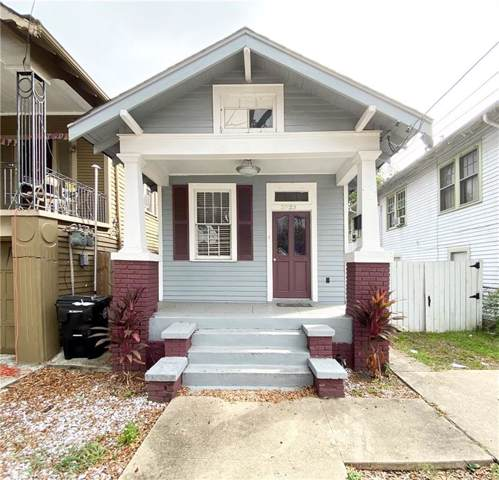 3523 Franklin Avenue, New Orleans, LA 70122 (MLS #2209757) :: ZMD Realty