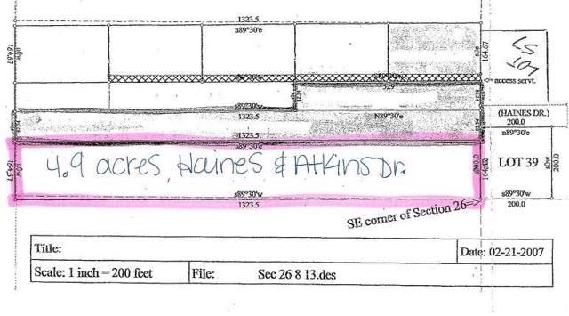 Haines & Atkins Drive, Slidell, LA 70460 (MLS #2223990) :: Robin Realty