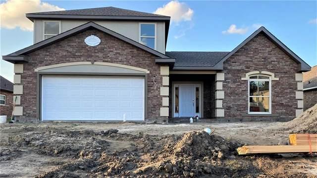 2037 Bonaire Drive, Marrero, LA 70072 (MLS #2252857) :: Reese & Co. Real Estate